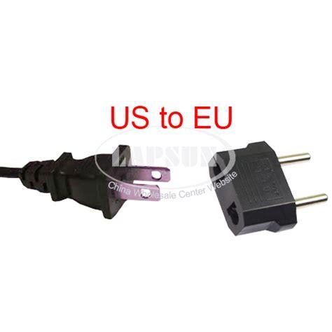 european ls in usa 10pcs usa us to europe eu euro travel charger power plug