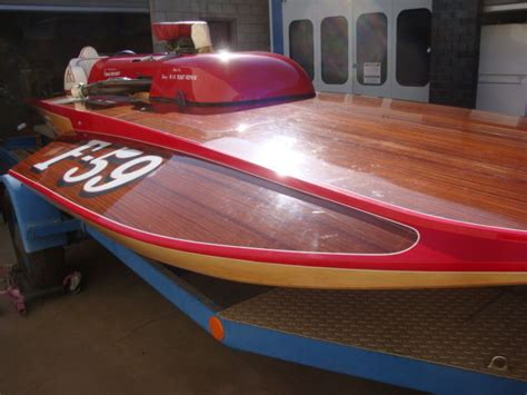 vintage boats for sale california vintage 5 liter hydroplane miss california 1969 for sale