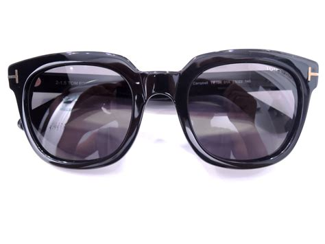 Tom Ford Aims To Create A New Version Of Luxury For by トムフォード Tom Ford サングラス Cbell Tf198 01a