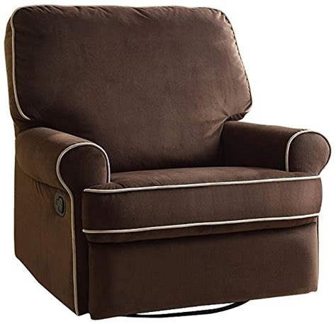home meridian international birch hill swivel glider