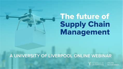 Future In Mba Supply Chain Management by The Future Of Supply Chain Management How Will Technology