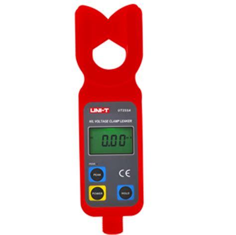 high voltage leakage test high voltage leakage current cl ammeter tester ut255a