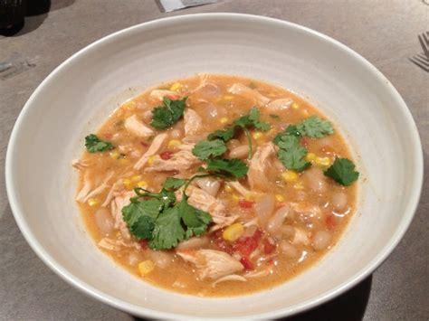 white chicken chili crockpot recipe crock pot white chicken chili recipe food