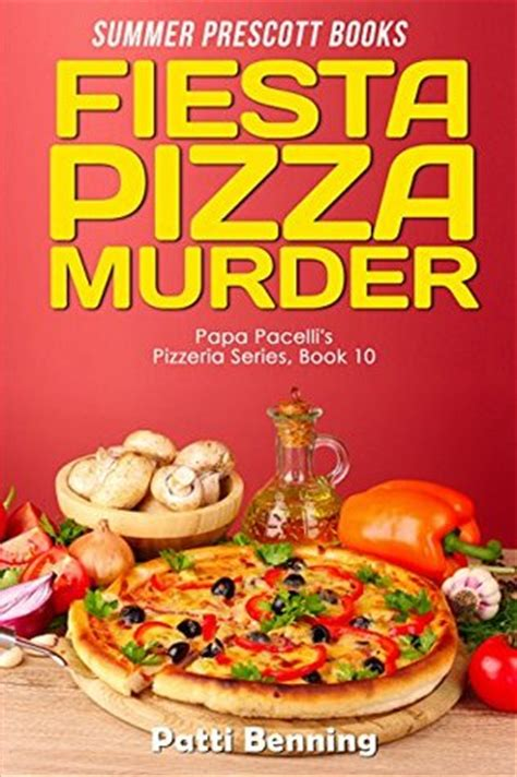 pizza murder papa pacelli s pizzeria series book