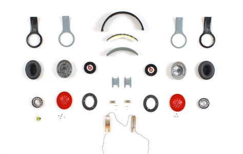 Sparepart Beat we took apart some beats headphones and here s what we found huffpost
