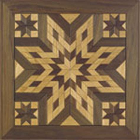 Wooden Quilt by All Other Wooden Quilt Square 1 Woodcraft Pattern