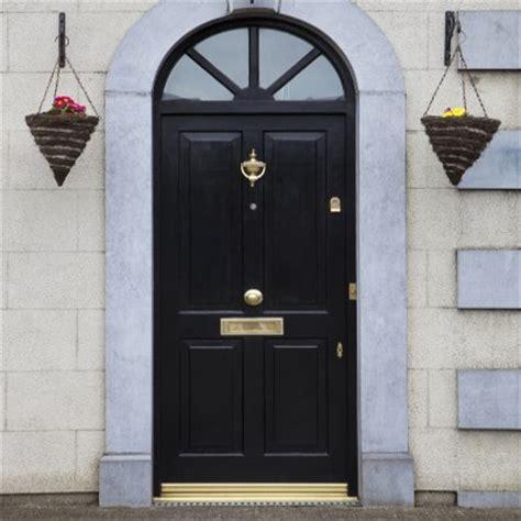 Black Front Door Feng Shui Auspicious Feng Shui Colors For Your Front Door