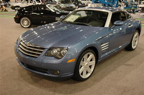 Chrysler Crossfire 2006 by 2006 Chrysler Crossfire Information And Photos Momentcar