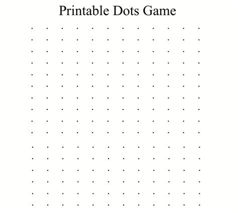 dot to dot box game printable gallery dots game online best games resource