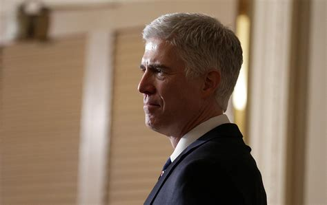 neil gorsuch information how far outside the legal mainstream is neil gorsuch