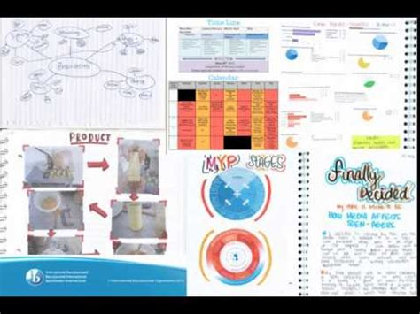 design process journal ib community project process journal screencast youtube