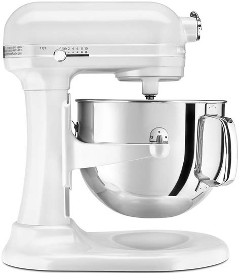 new kitchenaid ksm7581 pro line bowl lift stand mixer