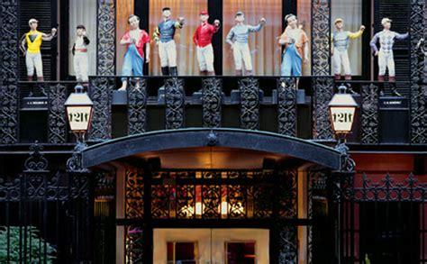 Classic Bar Exterior Design 21 Club NY NEW YORK BY DESIGN Design Gallery