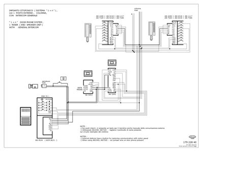 intercom wiring diagram efcaviation
