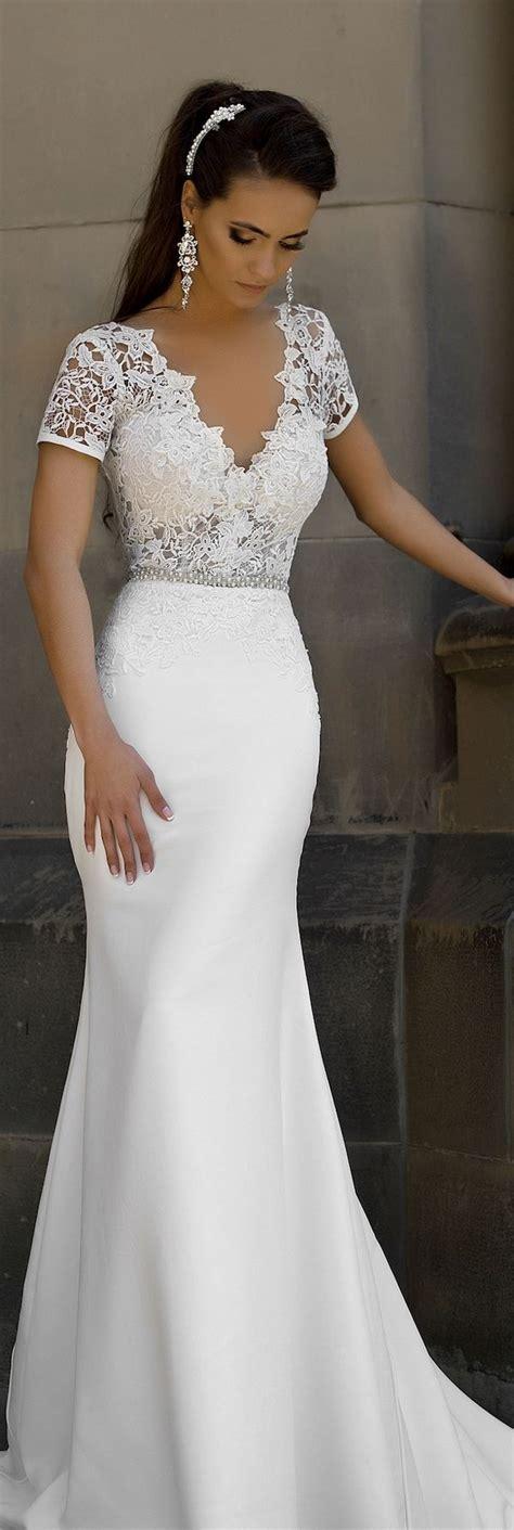 braut oberteil spitze the most hottest milla nova 2016 wedding dresses