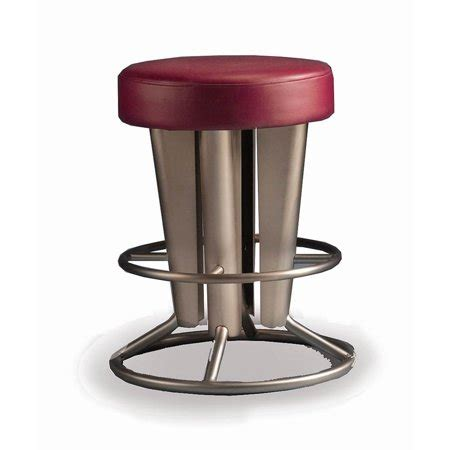 Aluminum Counter Stool Swivel by Backless Swivel Counter Stool Aluminium 24 In Counter