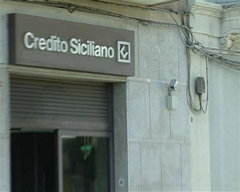 credito cooperativo lavora con noi credito siciliano lavora con noi tentano rapina al credito