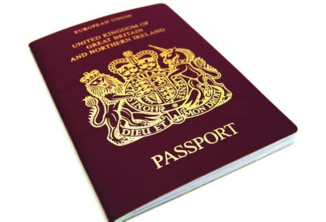 Renewing a British Passport in Spain   Expat Health