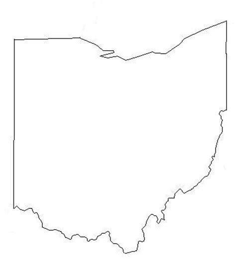 Outline Of Ohio Vector by Related Keywords Suggestions For Ohio Outline Clip