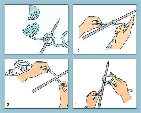 Monter Mailles Tricot by Apprendre 224 Tricoter Monter Les Mailles La Aux