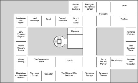 yale gallery floor plan yale center for floorplans yale center for