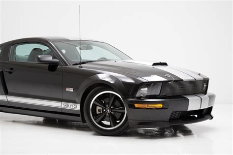 Ford Mustang Shelby Automatic by 2007 Ford Mustang Gt Shelby Gt Automatic Ultra Low