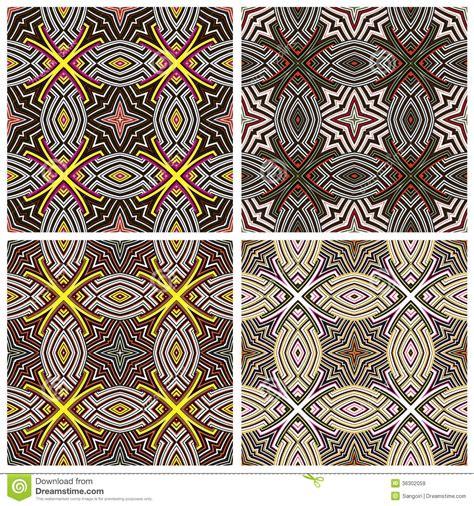 african pattern ai modern art design from kenya royalty free stock images
