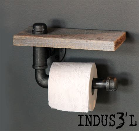 Toilette Style Industriel by Wc Industriel