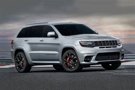 Skii Srt by 2018 Jeep Grand Suv Pricing For Sale Edmunds
