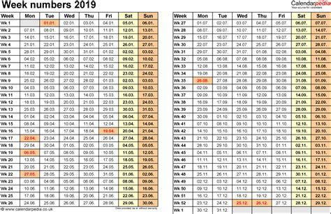printable week numbers 2016 calendar 2016 with week numbers printable calendar
