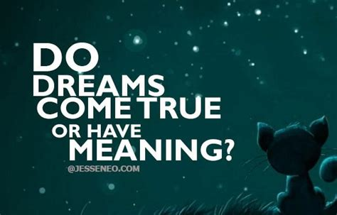 What Does Dreaming About Winning Money Mean - do dreams come true or have meaning