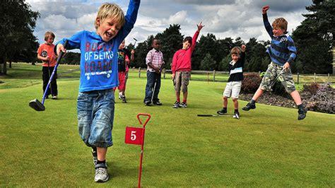golf swing for kids junior golf new york