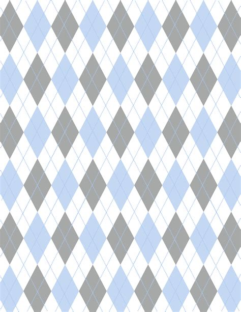 pattern blue and grey free digital scrapbook paper menolly of all trades