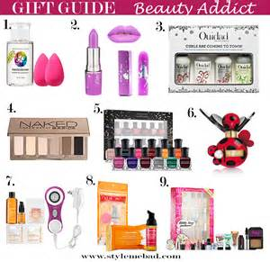 My Gifts This Holidaybeauty Related by B A D Gift Guide 2013 Addict Gift