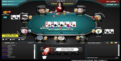 menang main poker  uang asli terbaru