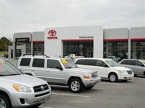 Toyota Dealers In Alabama Tuscaloosa Toyota Car Dealership In Tuscaloosa Al 35405