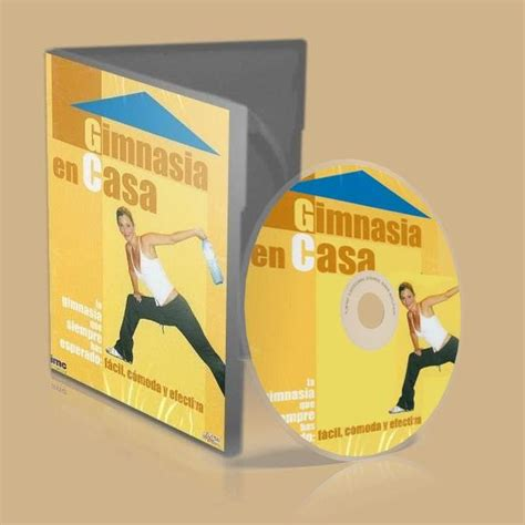 hacer gimnasia en casa gimnasia en casa dvd en espa 241 ol libros digitales free