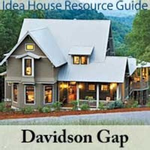 southern living house plans 2008 davidson gap idea house resource guide southern living