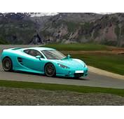 Ascari KZ1 Sports Car HD Wallpaper 1080p Collection Free