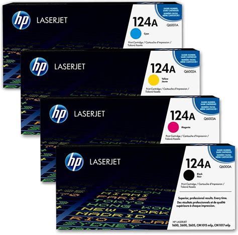 Hp Laserjet 124a hp 124a laserjet toner cartridge cmy end 7 3 2018 9 15 pm