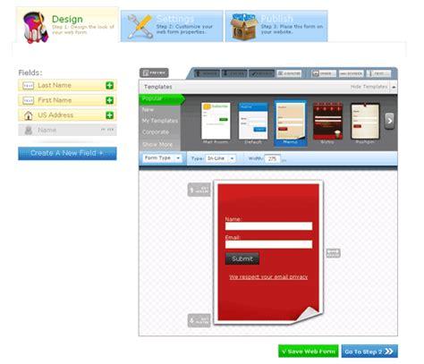 aweber form templates how to setup aweber auto responder list to collect emails