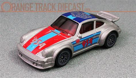 Porsche 934 Turbo Rsr Hotwheels 164 Wheel Outlaw burnerz porsche 934 turbo rsr orange track diecast