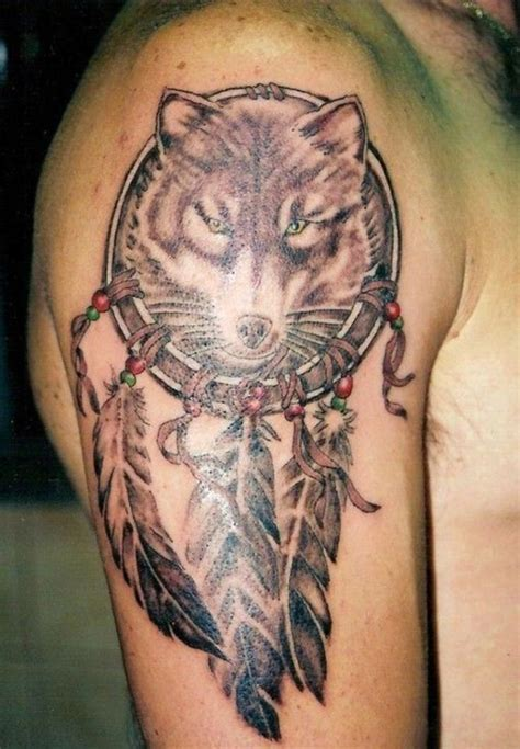 dream catchers tattoos for men 55 dreamcatcher tattoos tattoofanblog