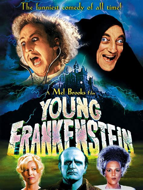 watch young frankenstein 1974 full movie official trailer young frankenstein movie trailer reviews and more tvguide com
