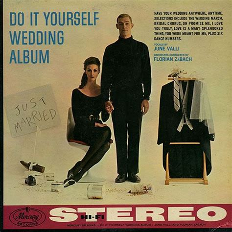 Wedding Album Do It Yourself 17 best images about absurd records on vinyls