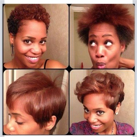 difference between tapered and straight haircut fun short and natural hair styles curly or straight