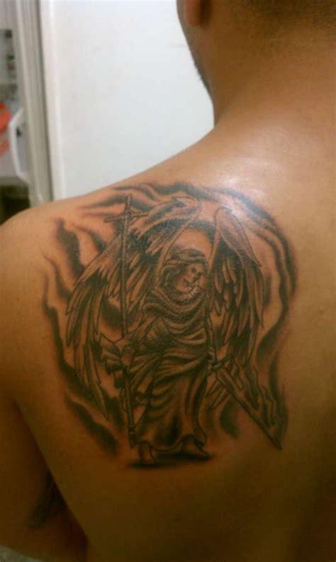 angel uriel tattoo archangel uriel tattoo