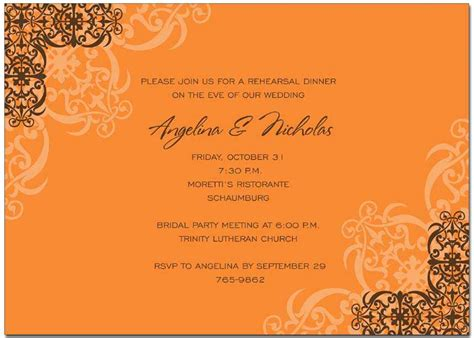 free printable fall invitation templates autumn invitations autumn invitations for special events