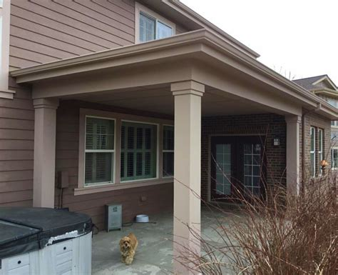 Patio Siding by Gallery Pergolas And Patio Covers