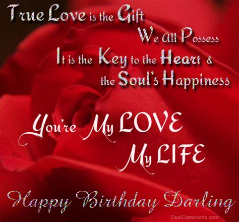 Happy Birthday Wishes In For Lover Birthday Wishes For Boyfriend Pictures Images Graphics